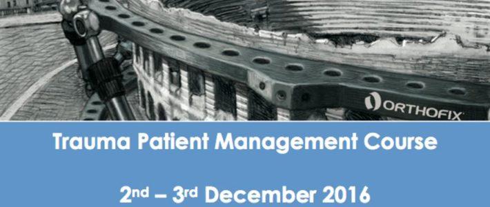 Trauma Patient Management Course
