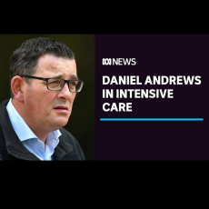 How long will it take for Victorian Premier Daniel Andrews to recover from his back injury?